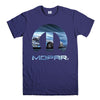 MOPAR-mens-t-shirt-Purple