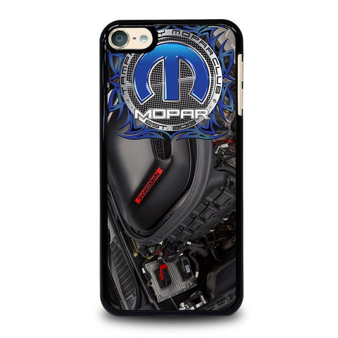 MOPAR CRATE ENGINE iPod Touch 4 5 6 Generation 4th 5th 6th Case - Best Custom iPod Cover Design