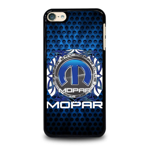 MOPAR METAL LOGO 1 iPod Touch 4 5 6 Generation 4th 5th 6th Case - Best Custom iPod Cover Design