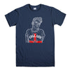 MORRISSERY 1-mens-t-shirt-Navy