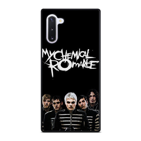 MY CHEMICAL ROMANCE BAND-samsung-galaxy-note-10-case