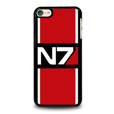 N7 MASS EFFECT MOBILE iPod Touch 4 5 6 Generation 4th 5th 6th Case - Best Custom iPod Cover Design
