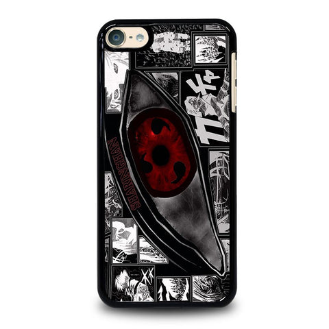 NARUTO SHARINGAN EYE 2 iPod Touch 4 5 6 Generation 4th 5th 6th Case - Best Custom iPod Cover Design