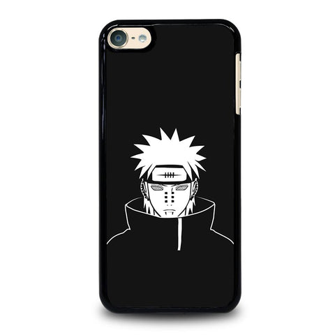 NARUTO SHIPPUDEN BLACK WHITE iPod Touch 4 5 6 Generation 4th 5th 6th Case - Best Custom iPod Cover Design