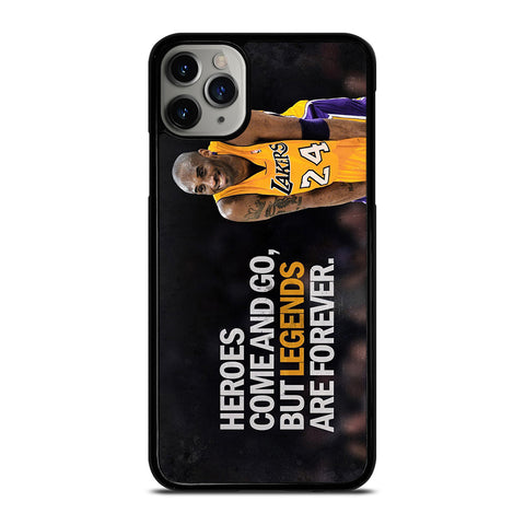 NBA LAKERS KOBE BRYANT-iphone-11-pro-max-case