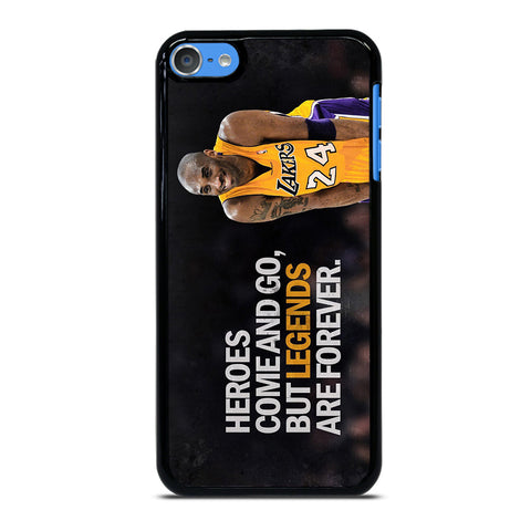 NBA LAKERS KOBE BRYANT iPod Touch 7 - Custom iPod 7th Gen Cover personalized Design
