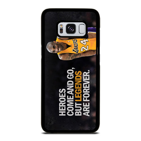 NBA LAKERS KOBE BRYANT Samsung Galaxy S8 Case