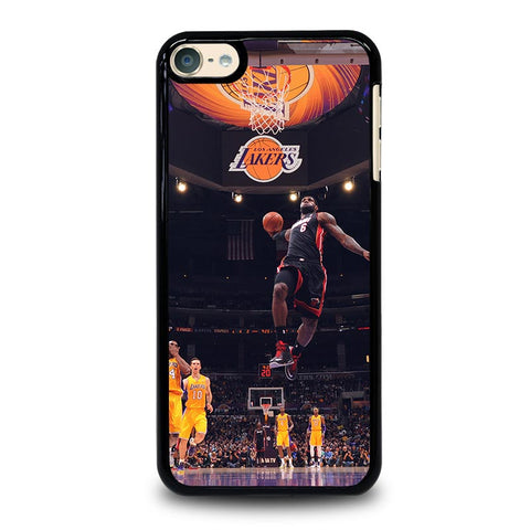 NBA LA LAKERS GAME iPod Touch 4 5 6 Generation 4th 5th 6th Case - Best Custom iPod Cover Design