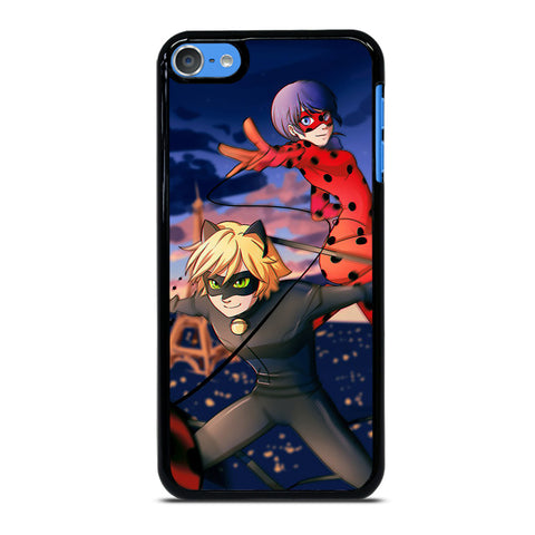 NEW MIRACULOUS LADYBUG CAT iPod Touch 4 5 6 Generation 4th 5th 6th Case - Best Custom iPod Cover Design
