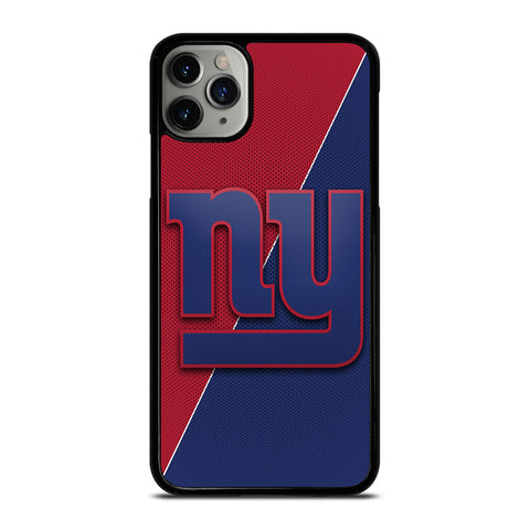 NEW YORK GIANTS JERSEY STYLE iPhone 6/6S 7 8 Plus X/XS XR 11 Pro Max Case - Best Custom Phone Cover Design