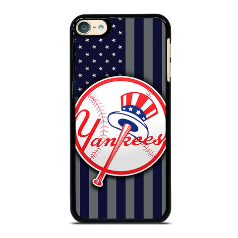 NEW YORK YANKEES iPod Touch 4 5 6 Generation 4th 5th 6th Case - Best Custom iPod Cover Design