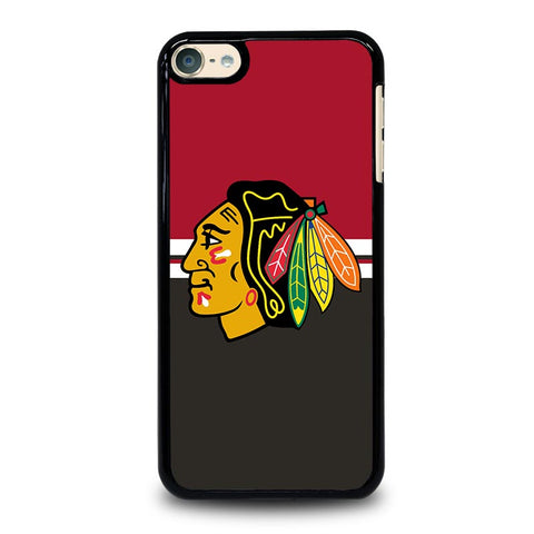 NEW CHICAGO BLACKHAWKS iPod Touch 4 5 6 Generation 4th 5th 6th Case - Best Custom iPod Cover Design