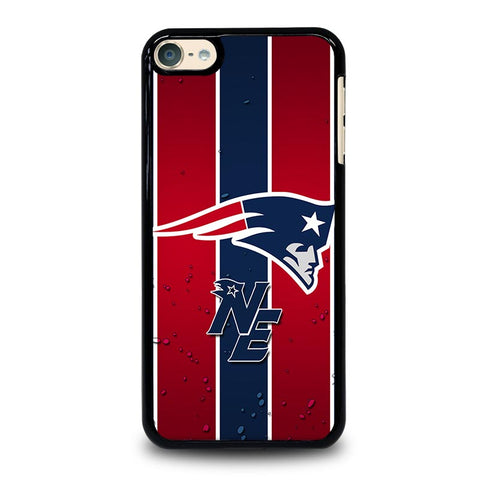 NEW ENGLAND PATRIOTS SOLID iPod Touch 4 5 6 Generation 4th 5th 6th Case - Best Custom iPod Cover Design