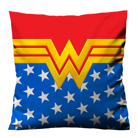 NEW WONDER WOMAN LOGO Cushion Case Cover