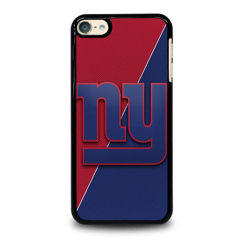 NEW YORK GIANTS JERSEY STYLE iPod Touch 4 5 6 Generation 4th 5th 6th Case - Best Custom iPod Cover Design