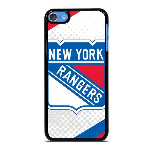 NHL NEW YORK RANGERS iPod Touch 7 - Custom iPod 7th Gen Cover personalized Design