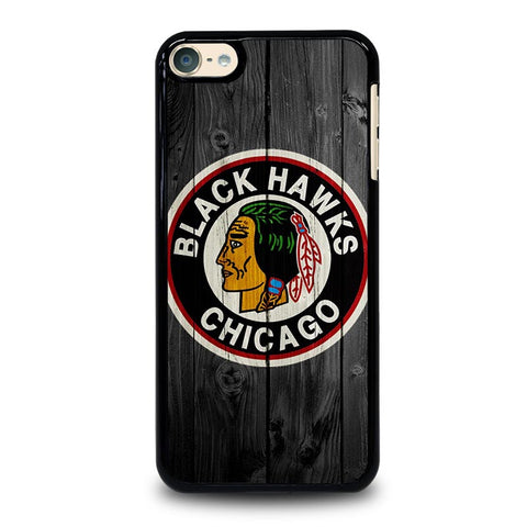 NHL CHICAGO BLACKHAWKS RETRO iPod Touch 4 5 6 Generation 4th 5th 6th Case - Best Custom iPod Cover Design