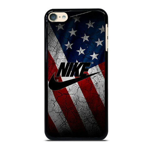 NIKE AMERICAN FLAG iPod Touch 4 5 6 Generation 4th 5th 6th Case - Best Custom iPod Cover Design