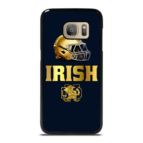 NOTRE DAME IRISH ND GOLD Samsung Galaxy S7 Case