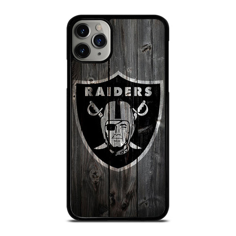 OAKLAND RIDERS WOOD iPhone 6/6S 7 8 Plus X/XS XR 11 Pro Max Case - Best Custom Phone Cover Design