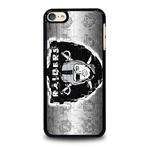OAKLAND RAIDERS RAIDERS NATION iPod Touch 4 5 6 Generation 4th 5th 6th Case - Best Custom iPod Cover Design