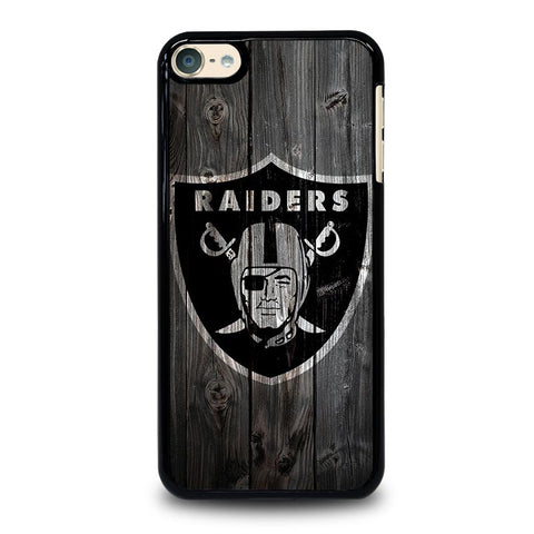 OAKLAND RIDERS WOOD iPod Touch 4 5 6 Generation 4th 5th 6th Case - Best Custom iPod Cover Design