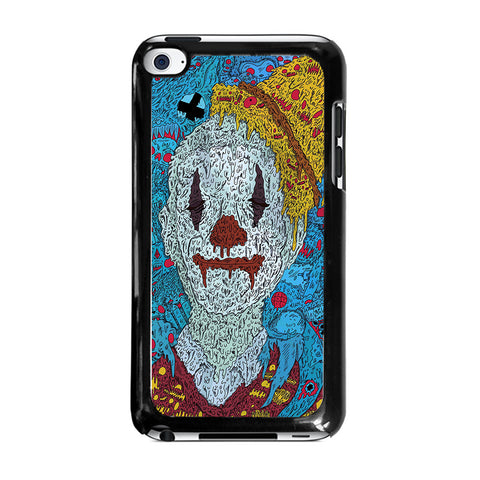 ODD FUTURE CLOWN THING-ipod-touch-4-case