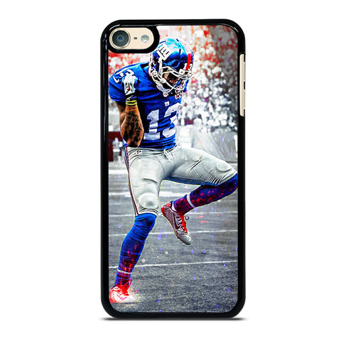 ODELL BECKHAM JR NEW YORK GIANTS iPod Touch 4 5 6 Generation 4th 5th 6th Case - Best Custom iPod Cover Design