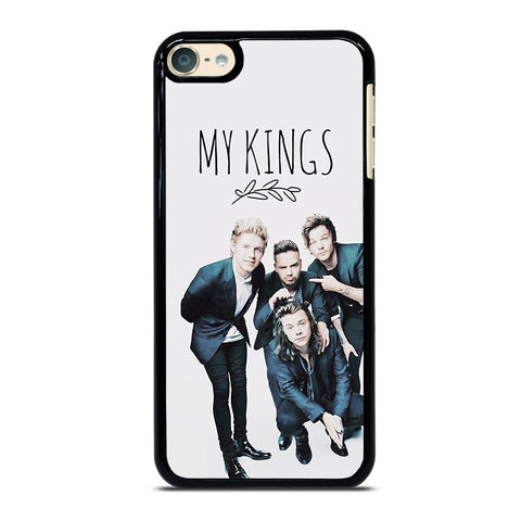 ONE DIRECTION MY KINGS iPod Touch 4 5 6 Generation 4th 5th 6th Case - Best Custom iPod Cover Design