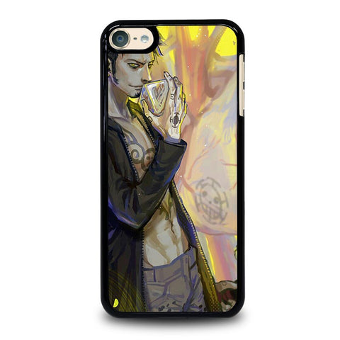 ONE PIECE TRAFALGAR ART iPod Touch 4 5 6 Generation 4th 5th 6th Case - Best Custom iPod Cover Design