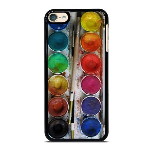 PAINT BOX WATERCOLOR iPod Touch 4 5 6 Generation 4th 5th 6th Case - Best Custom iPod Cover Design
