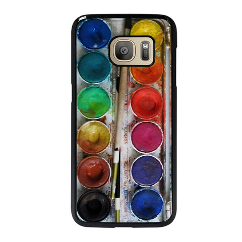 PAINT BOX WATERCOLOR-samsung-galaxy-S7-case