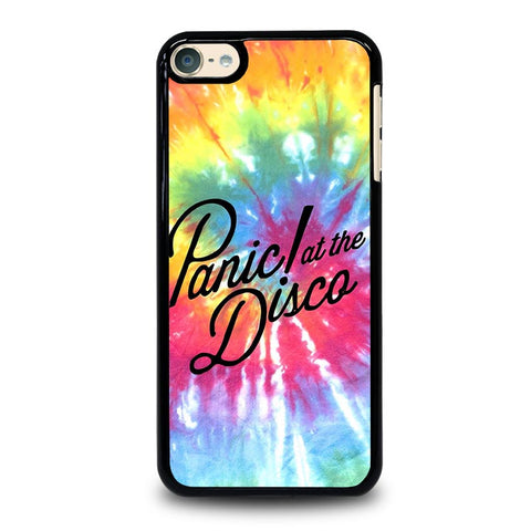 PANIC AT THE DISCO COLORFUL iPod Touch 4 5 6 Generation 4th 5th 6th Case - Best Custom iPod Cover Design