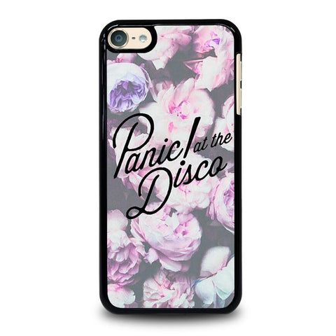 PANIC AT THE DISCO QUIZZES iPod Touch 4 5 6 Generation 4th 5th 6th Case - Best Custom iPod Cover Design