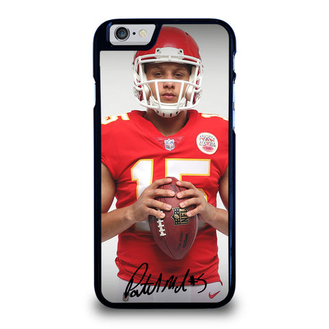 PATRICK MAHOMES KANSAS CITY CHIEFS-iphone-6-6s-case
