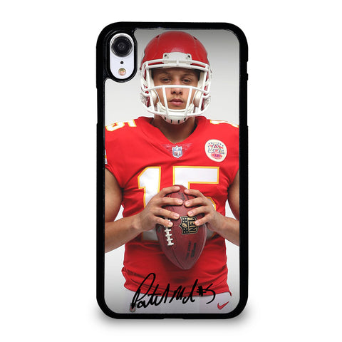 PATRICK MAHOMES KANSAS CITY CHIEFS-iphone-xr-case