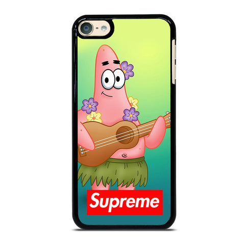 PATRICK SUPREME HAWAII iPod Touch 4 5 6 Generation 4th 5th 6th Case - Best Custom iPod Cover Design