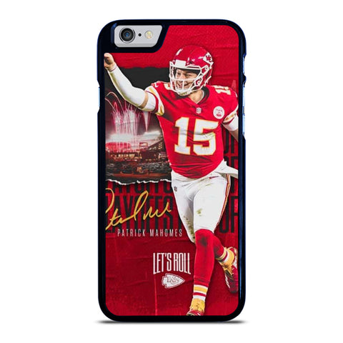 PATRICK MAHOMES KC CHIEFS iPhone 6 / 6S Case