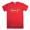 PETERBILT-mens-t-shirt-Red
