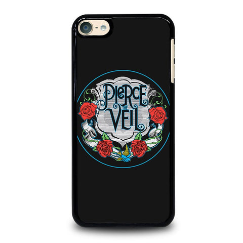 PIERCE THE VEIL FRANKENSTEIN AVAGE STATIC iPod Touch 4 5 6 Generation 4th 5th 6th Case - Best Custom iPod Cover Design