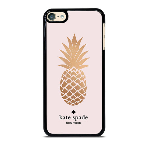 PINEAPPLE KATE SPADE iPod Touch 4 5 6 Generation 4th 5th 6th Case - Best Custom iPod Cover Design