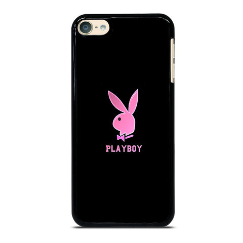 PLAYBOY BUNNY PINK LOGO iPod Touch 6 Case