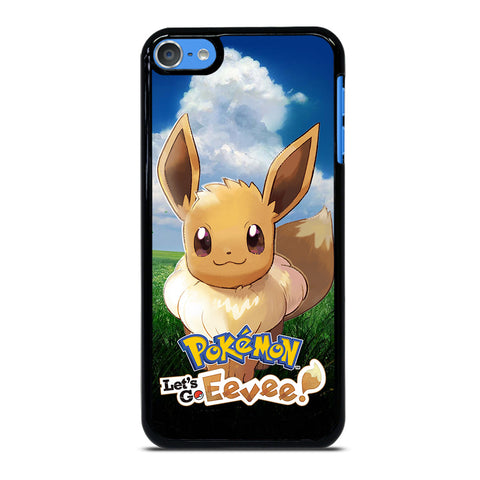 POKEMON EEVEE 2 iPod Touch 7 - Custom iPod 7th Gen Cover personalized Design