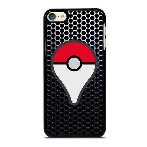 POKEMON GO POKEBALL iPod Touch 4 5 6 Generation 4th 5th 6th Case - Best Custom iPod Cover Design