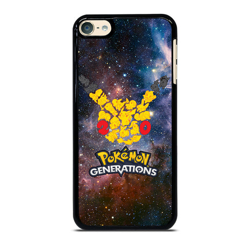 POKEMON HED NEBULA iPod Touch 4 5 6 Generation 4th 5th 6th Case - Best Custom iPod Cover Design