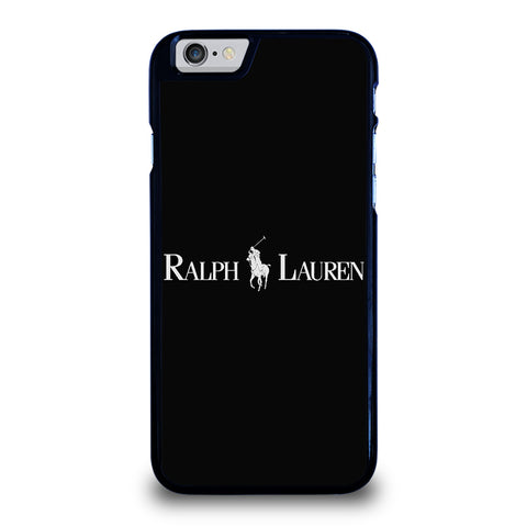 POLO RALPH LAUREN BLACK-iphone-6-6s-case