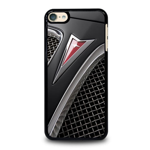 PONTIAC EMBLEM iPod Touch 4 5 6 Generation 4th 5th 6th Case - Best Custom iPod Cover Design