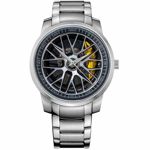 PORSCHE 911-metal-watch