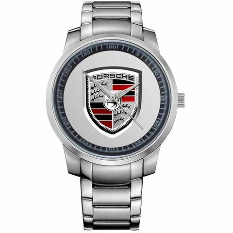 PORSCHE-metal-watch