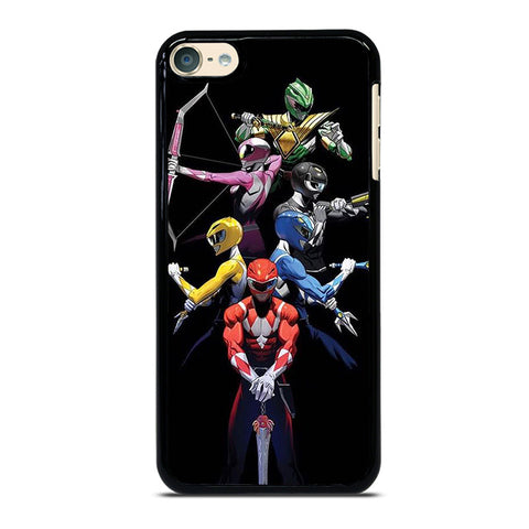 POWER RANGERS CLASSIC iPod Touch 4 5 6 Generation 4th 5th 6th Case - Best Custom iPod Cover Design